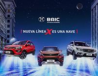BAIC Potencia Mundial Website