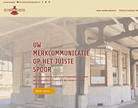 Website voor Het Marketing Station