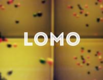 Lomo photo