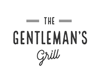 Identity and Packaging for The Gentleman's Grill