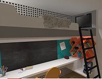 Henrique - Projeto de dormitório