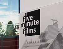 Five Minute Films Visual Identity