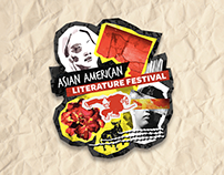 Asian American Literature Festival Branding & Layout