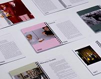 Album – Literary zine of an online exhibition