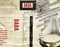 DADA book cover project