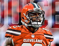 jarvis landry cleveland browns jersey