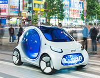 smart vision EQ Concept fortwo