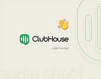 Clubhouse: Logo concept