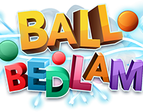 Ball Bedlam Game Assets