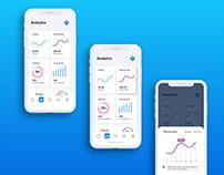Mobile Dashboard UI Kit