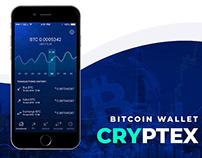 Cryptex Wallet App IOS