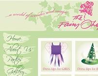 The Fairy Shop Website