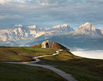 Messner Mountain Museum Corones in Italy, by Tom Roe
