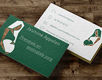 Business card - Midwife