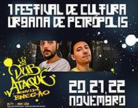 1º Festival de Cultura de Urbana de Petrópolis 2014
