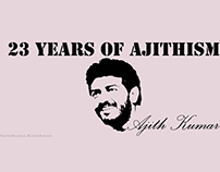 23 Years Of Ajithism