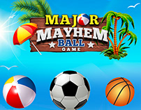 Major Mayhem Ball Game