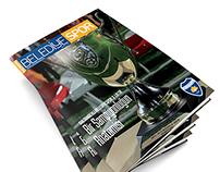 Sultanbeyli Belediyespor Dergi Kapak Çalışması
