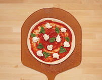 Crust Stone Oven Pizza   Stop Motion