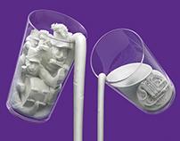 Cadbury, A Glass Full of Joy -Marching Band