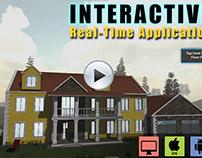 Creates Immersive Virtual Reality Simulations