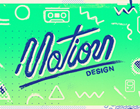 Motion Design 2015 Senior Gallery Show