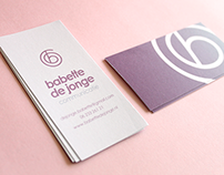Logo & identity design for a communication specialist