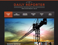 The Daily Reporter : Website