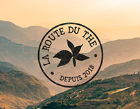 La route du thé | Packaging design