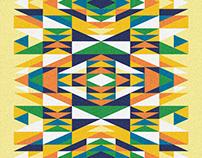 Zig Zag : 6c Symmetrics.