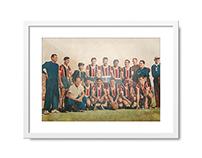 Club Atlético Chacarita Juniors | Rebrand