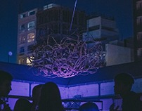 Escenografía. Festival Nuevos Vientos.