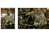 Outdoorproduct x Dickies Collaboration Collection Lookb