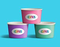 Cones | Branding