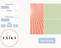 Design generator in processing