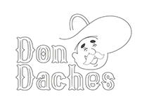 "Logo ""DON DACHES"""