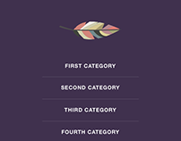 Aesthetically beautiful kit iOS. Sketch and PSD