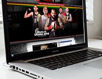 Website - Dojo Fight