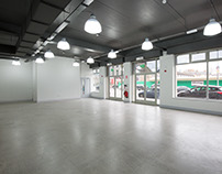 Retail Unit Interior