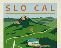 San Luis Obispo Poster