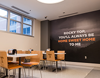 University of Tennessee: Stokely Dining