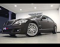 Mercedes Brabus iBusiness 800