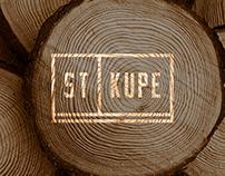 ST KUPE - Corporate identity / WEB