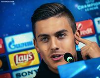 Paulo Dybala Retouch