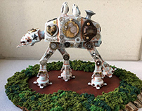 AT-AT08: Porg Transport