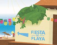 Event Poster and Menu Design