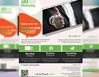 Marketing Flyer Design