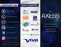 Axess Multimedia Brochure