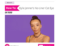 Superdrug Email Marketing - Blog Content Monthly Campai
