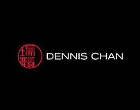 Branding for Artist - Dennis Chan